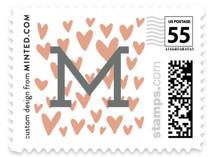 Valentine Hearts Frame by Becky Nimoy