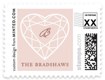 Love Is Precious Holiday Stamps