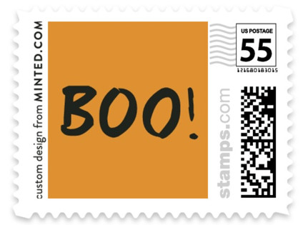 Boo Holiday Stamps