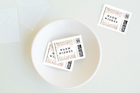 Confetti for All Holiday Stamps