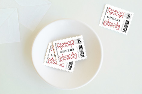 DIA Holiday Stamps