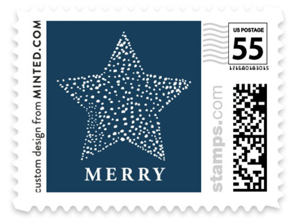 Star Bright Holiday Stamps