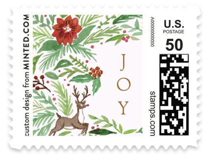 Holiday Spirit Holiday Stamps