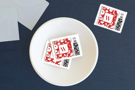 Bursting with Joy Holiday Stamps