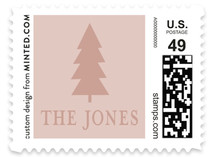 Pet Name Holiday Stamps