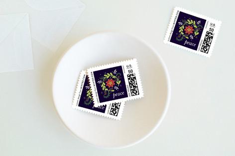 Novosibirsk Holiday Stamps
