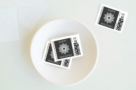 Elegance Holiday Stamps