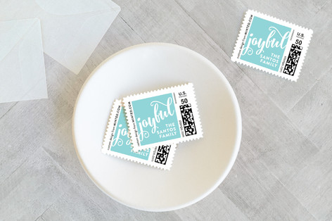 Always Joyful Holiday Stamps