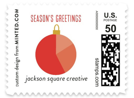 Holiday Edition Holiday Stamps
