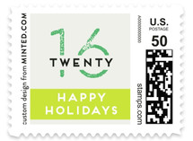Special Delivery From the City Holiday Stamps