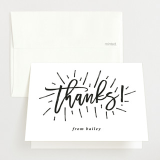 Oh Baby! Baby Shower Thank You Cards