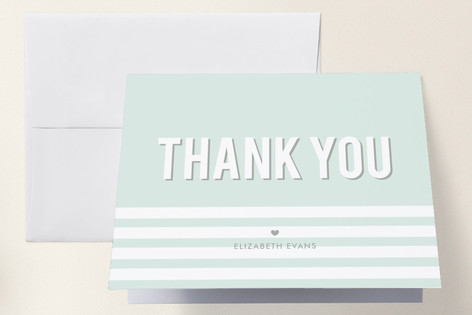 Pop Baby Shower Thank You Cards