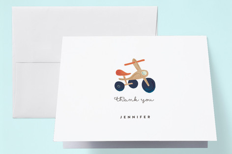 Baby Boy Moodboard Baby Shower Thank You Cards