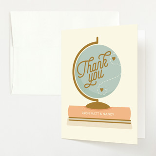 Adventure with adoption baby shower thank you card minted adventure with adoption baby shower thank you cards m4hsunfo