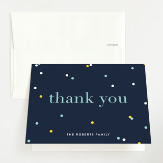 Sip N See Baby Shower Thank You Cards