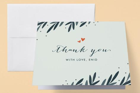 Mama Bird Baby Shower Thank You Cards
