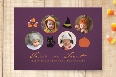 Icons of Halloween Halloween Petite Cards