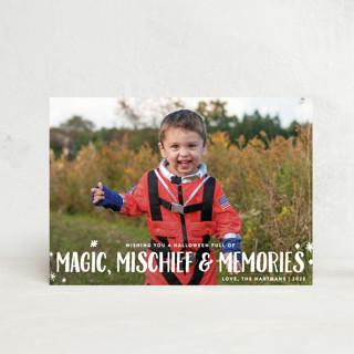 Magic Mischief Halloween Petite Cards