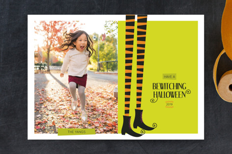 Bewitched Halloween Petite Cards