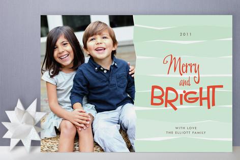 Seaglass Holiday Holiday Photo Cards
