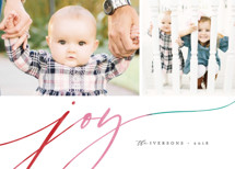 Lively Holiday Photo Cards By Kristie Kern