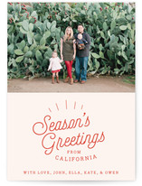 Season's Greetings From..