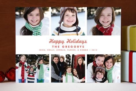 Urbane Holiday Photo Cards