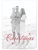 Brightly Shining Holiday Photo Cards By Jennifer Postorino