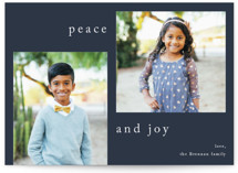 Sway Holiday Photo Cards By Jennifer Lew