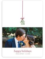 Newlywed Christmas Cards