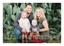 Souvenir Holiday Photo Cards By toast & laurel