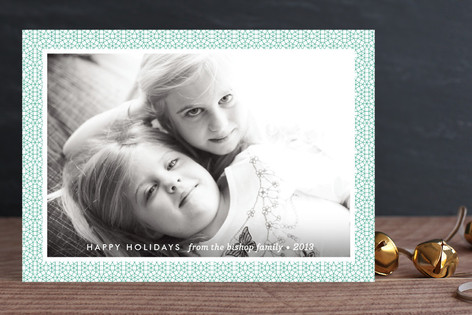 Gracious Star Holiday Photo Cards