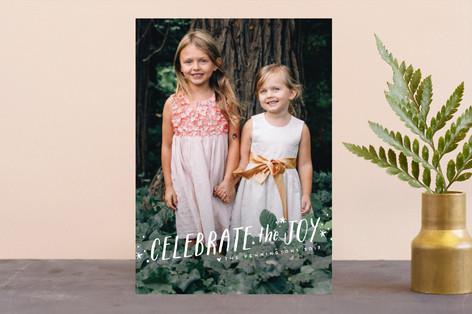 Celebrate Holiday Photo Cards