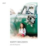 Leaflet Holiday Photo Cards By Jack Knoebber