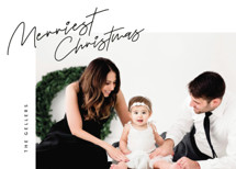 linzer Holiday Photo Cards By chocomocacino
