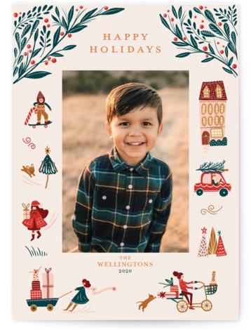 Holiday Season Holiday Photo Cards
