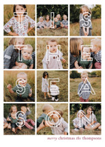 Season of Photos Holiday Photo Cards By Ashlee Townsend