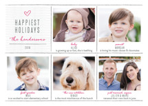 pencil it out Holiday Photo Cards By Aspacia Kusulas
