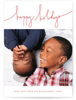 Scripted Holidays by erica meade