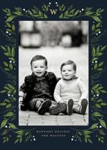 Holiday Framed Holiday Photo Cards By Susan Moyal