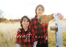 canoli Holiday Photo Cards By chocomocacino