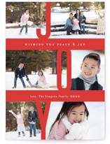Captured Joy Holiday Photo Cards By Jennifer Wick