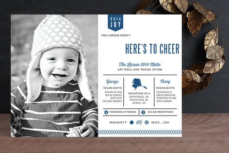 Ticket to Joy Holiday Photo Cards