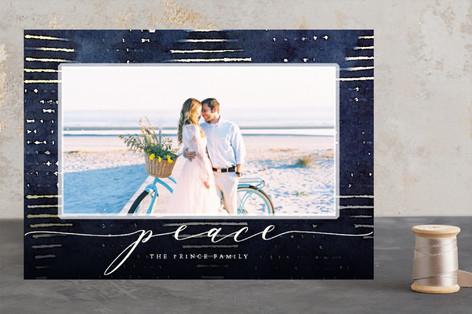 indigo dreams Holiday Photo Cards