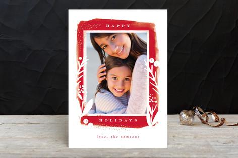 Merry and Joyful Holiday Photo Cards