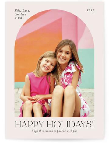 Miami Holiday Photo Cards