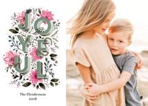 joyful always Holiday Photo Cards By Aspacia Kusulas