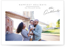 Noted Holiday Photo Cards By Jessica Williams