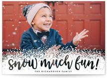 Snow Much Fun!