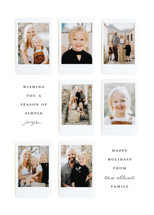 Instant Gallery Holiday Photo Cards By Olivia Kanaley
